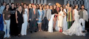 """EMVISESA participa en """"Cervantes, el hombre de moda"""" en el Parque Empresarial Arte Sacro."""