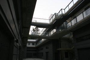 Promoción de viviendas taller en la calle San Luis.