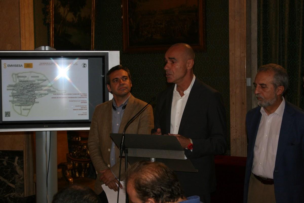"""Presentación del """"Avance del documento de información y diagnóstico del Plan Municipal de Vivienda"""""""