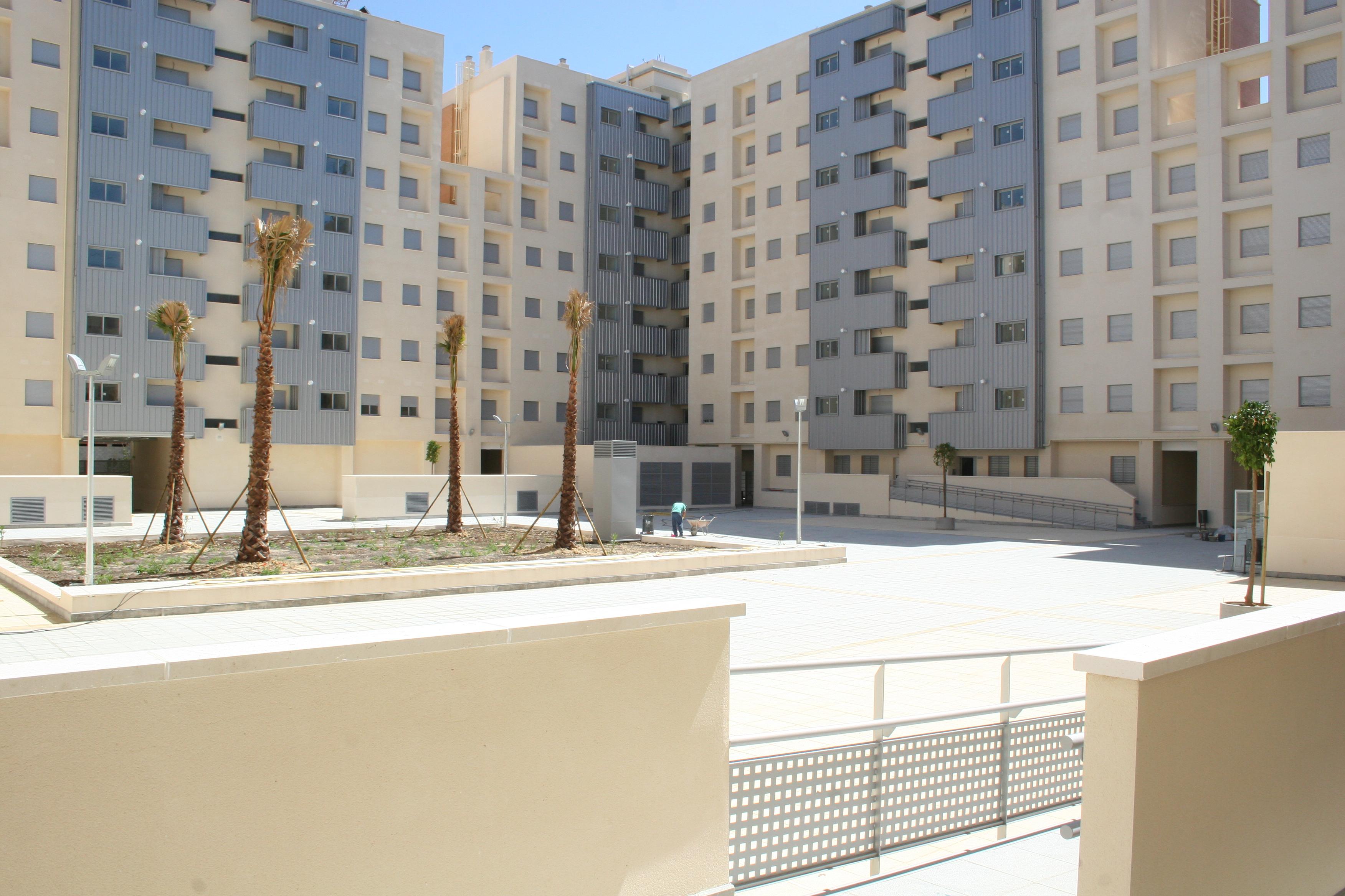 Emvisesa publica las listas provisionales de admitidos en las convocatorias para adjudicar 14 viviendas protegidas en régimen de alquiler con opción a compra en Sevilla Este
