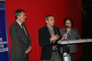 Felipe Castro fue el encargado de la presentación técnica del proyecto.