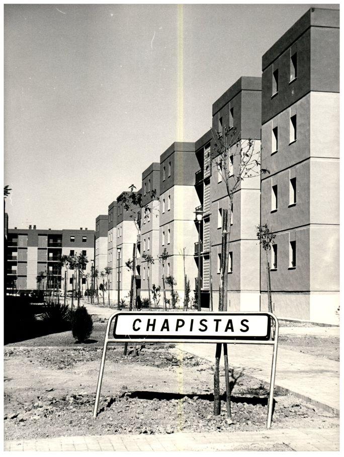 100 años de historia de vivienda pública municipal en Sevilla: 3ª parte.