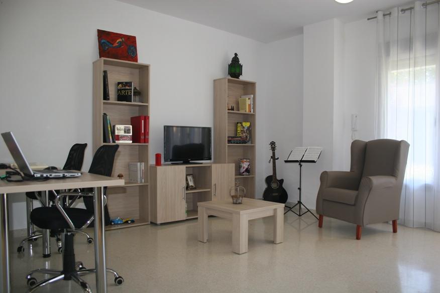 Emvisesa pone en marcha en Sevilla Este el primero de una serie de edificios de alojamientos cooperativos en los que diferentes colectivos compartirán trabajo y vida social