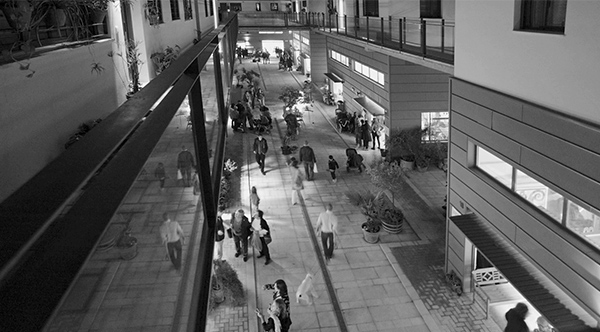 El espacio Rompemoldes celebra su sexto aniversario con un programa de actividades que se enmarca en la conmemoración por parte de Emvisesa de un siglo de vivienda pública en Sevilla