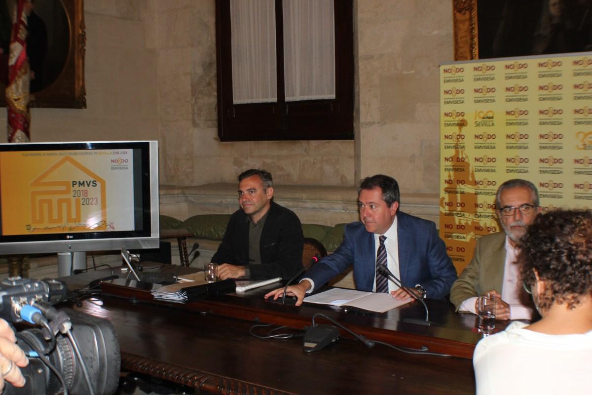 El Ayuntamiento abre el proceso de exposición pública tras aprobar el Plan de Vivienda Municipal en Junta de Gobierno