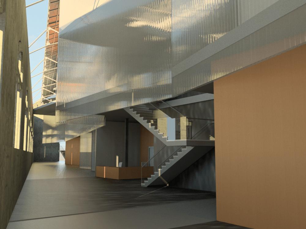 Las Naves de Renfe más cerca de transformarse en Sevilla Futura con un proyecto realizado y gestionado por Emvisesa