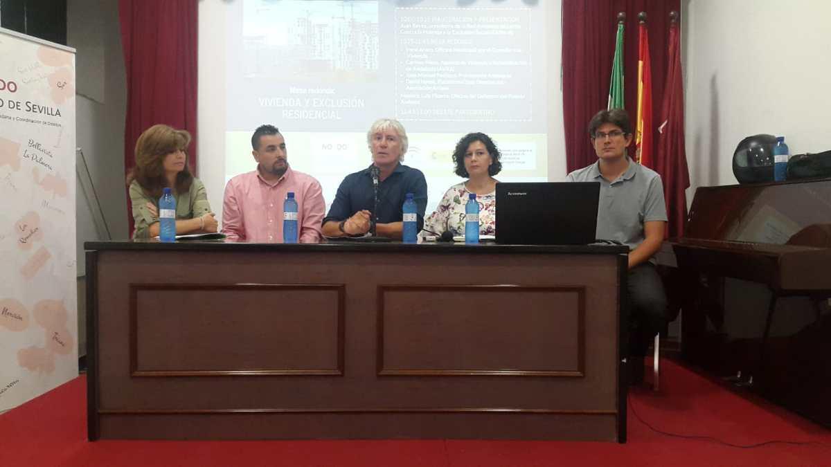 """Emvisesa expone su punto de vista y su programa de actuación en materia de """"Vivienda y exclusión residencial"""""""