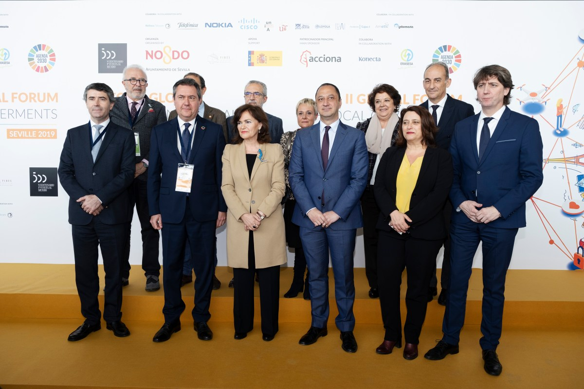 Emvisesa presenta sus programas de vivienda social en el Foro de Gobiernos Locales celebrado en Sevilla