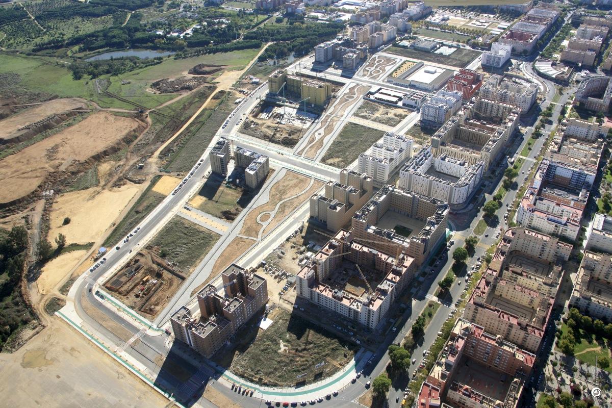 Convocatoria para adjudicar 5 viviendas en régimen de alquiler con opción a compra situadas en Sevilla Este a personas mayores de 65 años