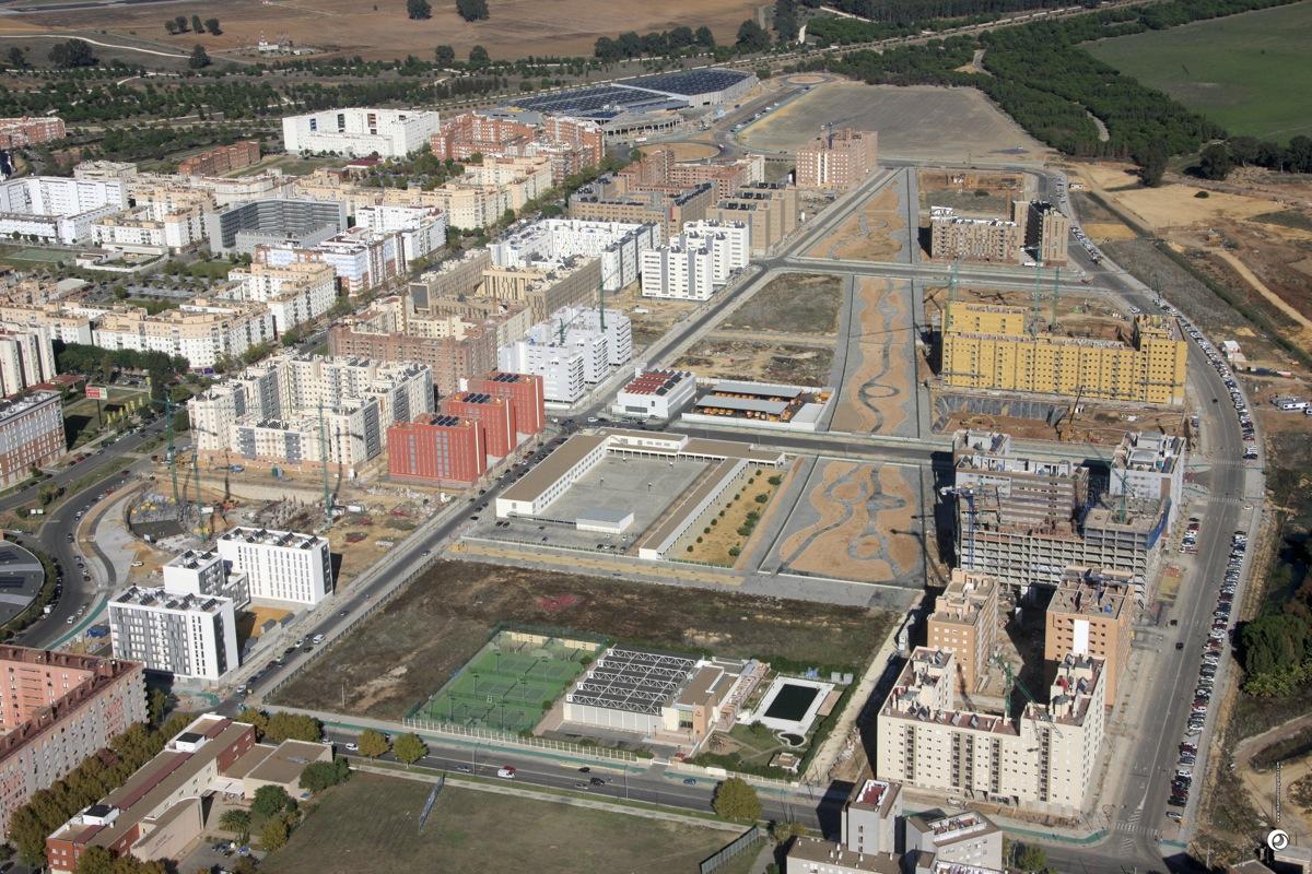 Convocatoria para adjudicar 3 viviendas en régimen de alquiler con opción a compra situadas en Sevilla Este a personas procedentes de rupturas de sus unidades familiares