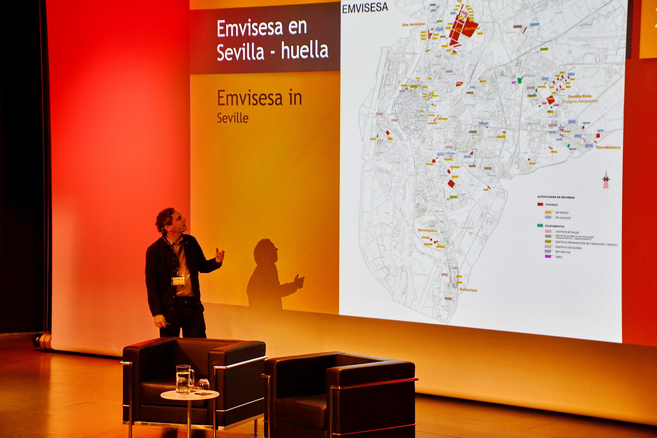 Emvisesa pone a disposición de los interesados las grabaciones y presentaciones de las 14 mesas redondas celebradas en las III Jornadas de Vivienda Social de Sevilla