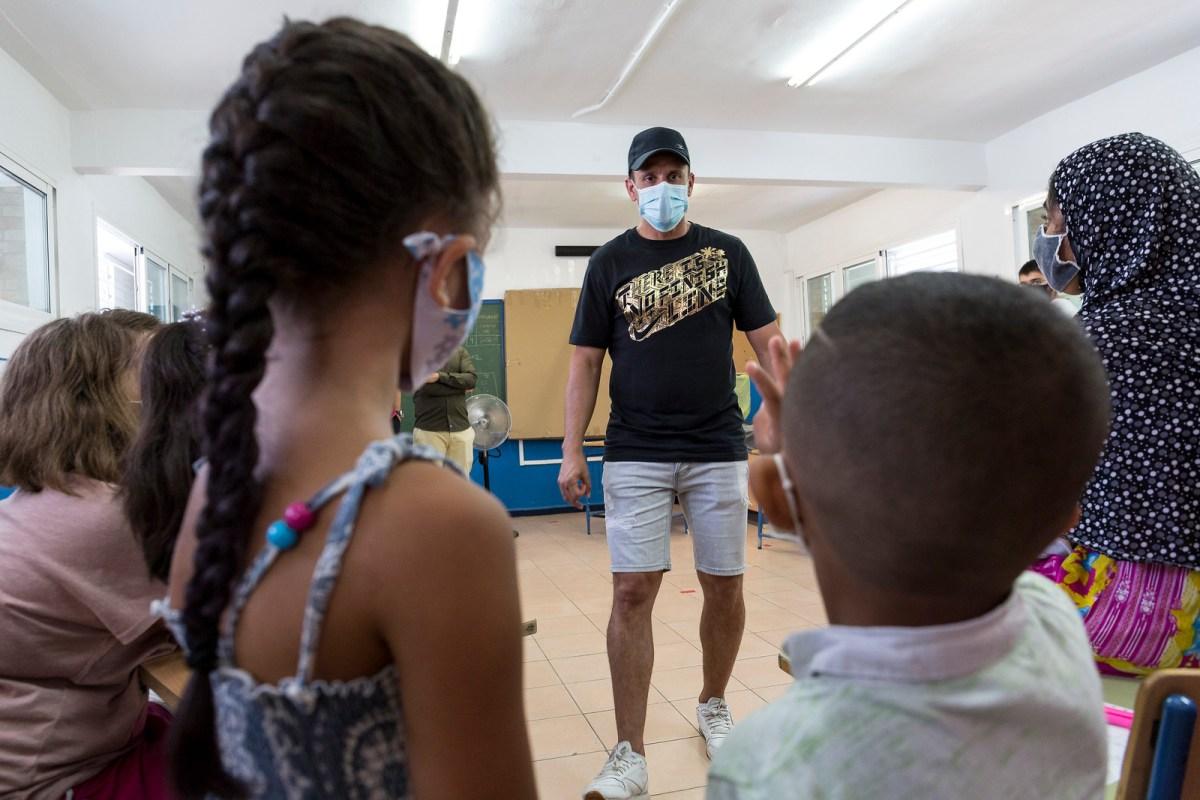 Emvisesa, Save The Children y el rapero Haze unidos por el proyecto de dinamización de Tres Barrios-Amate