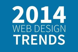2014 Web Design Trends