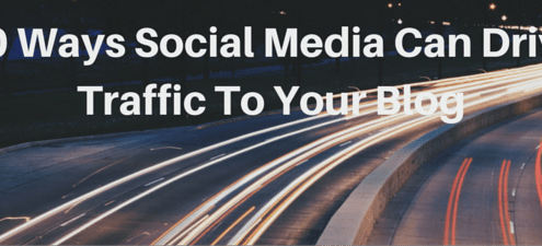 Social Media Traffic To Blog