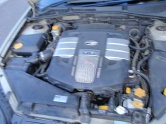 アウトバックのエンジン