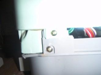 洗濯機の基盤交換