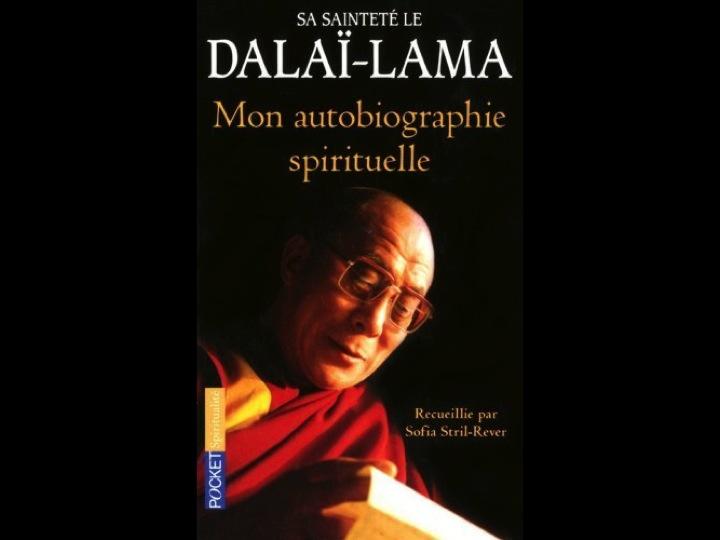 Dalaï-lama : mon autobiographie spirituelle par Sofia Stril-Rever