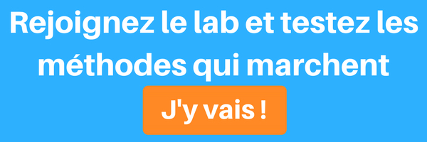 Bouton lab developpement personnel en 1 mot