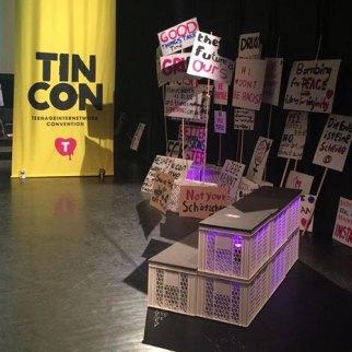 TINCON Stage
