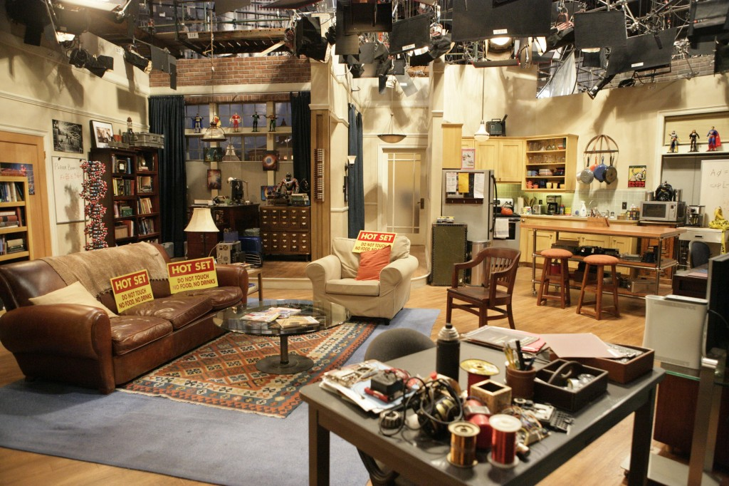 2 And Half Men House Layout