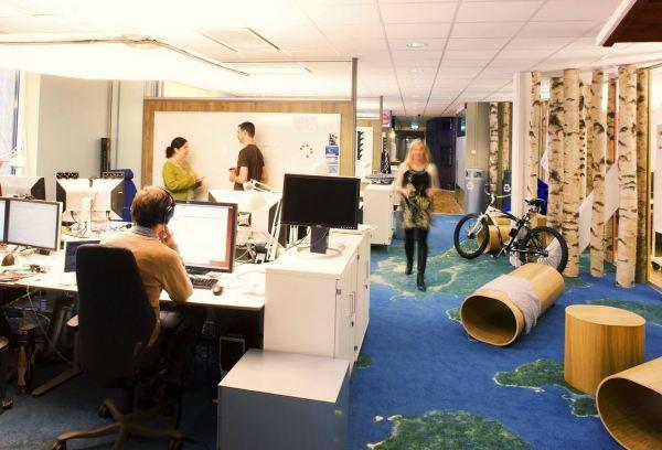 Google Stockholm office : les bureaux de Google à Stockholm