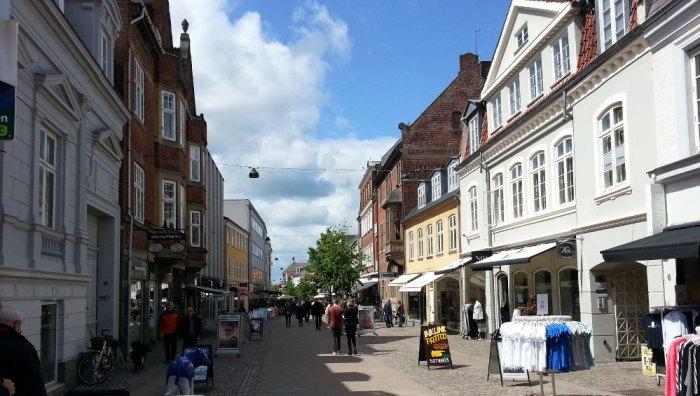 Centre-ville de Roskilde