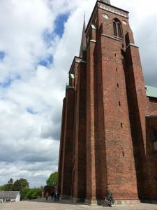 La cathédrale de Roskilde