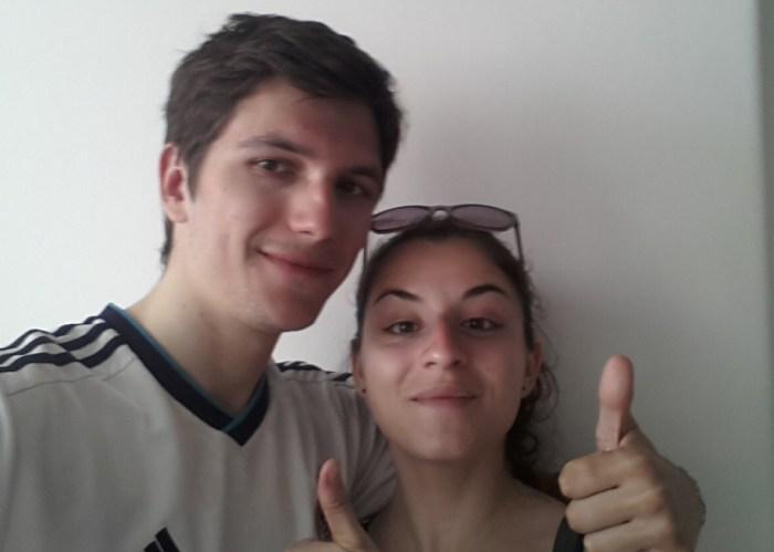 Maxime et Lucie En Echappée
