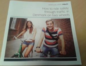 code de la route danois à vélo