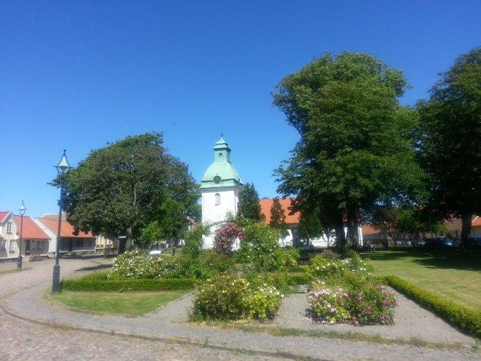 Gåsatorget, Falkenberg
