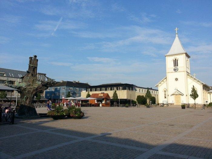 Centre-ville de Kungsbacka