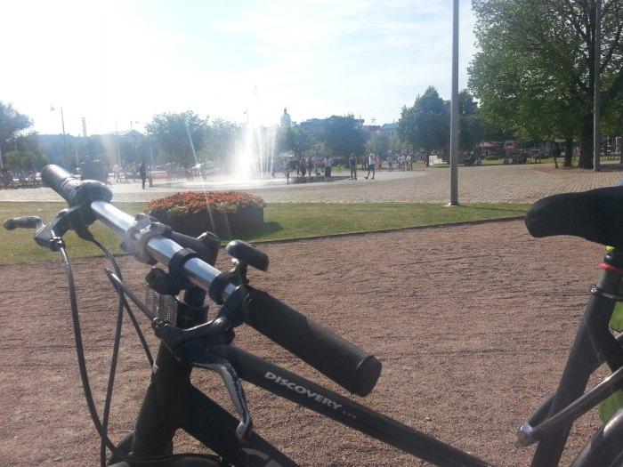 Vélo parc Göteborg