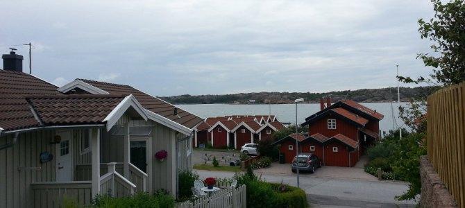 Jours 9, 10 et 11 : de Stenungsund à Strömstad