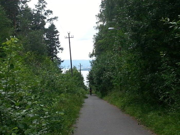 Fjord Oslo hauteurs