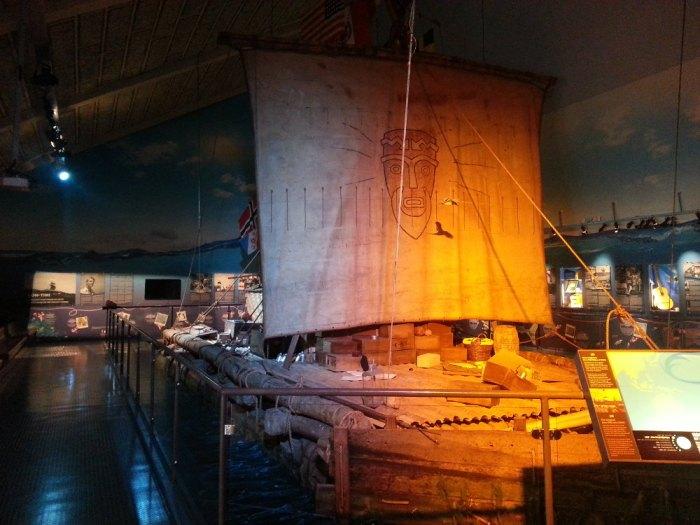 Musée Kon-Tiki Oslo