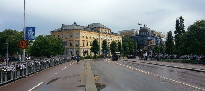 Jours 22, 23, 24 et 25 : d'Arvika à Degerfors