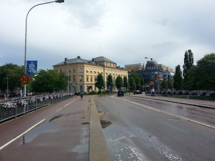 Centre-ville de Karlstad