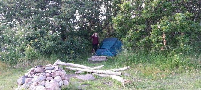 Bilan du voyage scandinave – Plans dodo : camping, camping sauvage