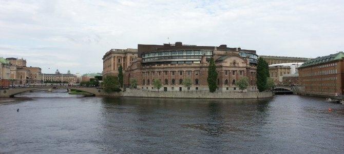 Jours 31, 32, 33 et 34 : tourisme et rencontres à Stockholm