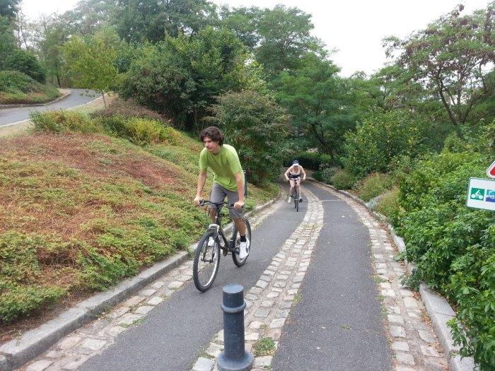 Relief Loire à Vélo Saumur