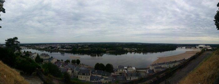 Panorama Saumur