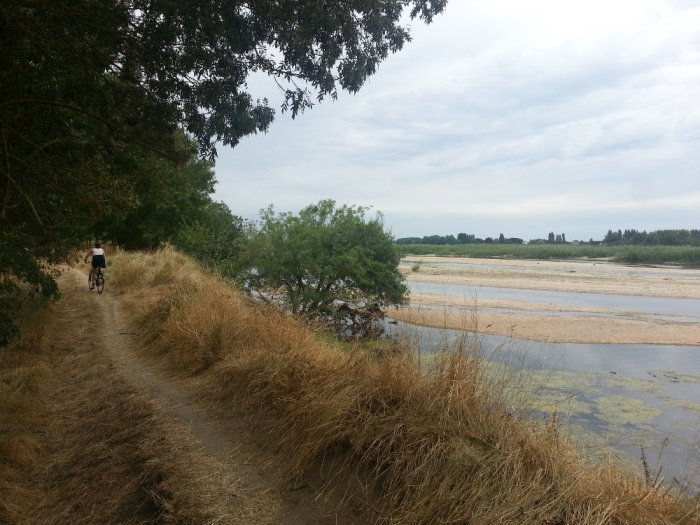 Bords de Loire à vélo