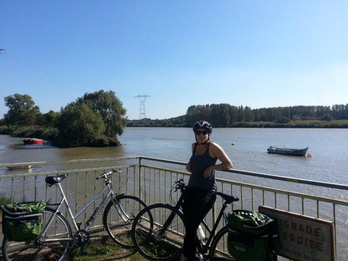 Loire à Vélo Vélodyssée Nantes