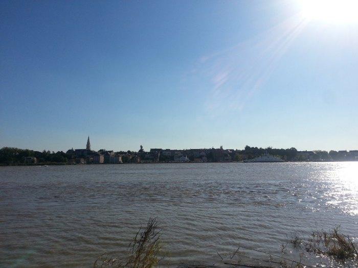 Loire à Vélo Vélodyssée Le Pellerin