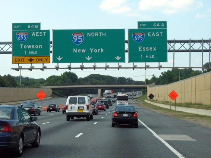 autoroute highway nord americaine