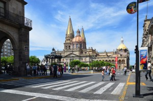 Centre historique de Guadalajara