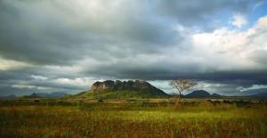 Un paysage Malawi