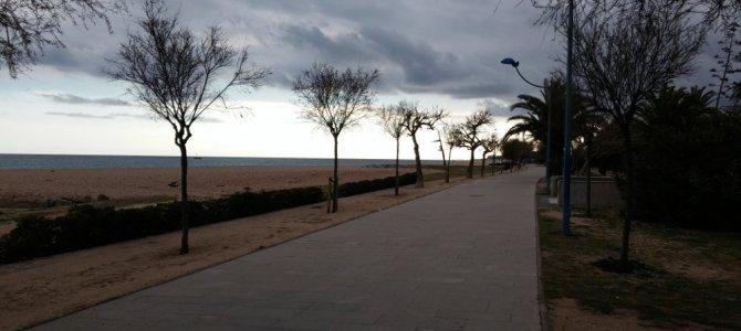 Jours 4 et 5 : de Sant-Pere-Pescador à Malgrat de Mar