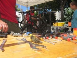 Outils vélo