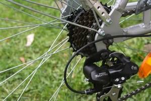 dérailleur vélo